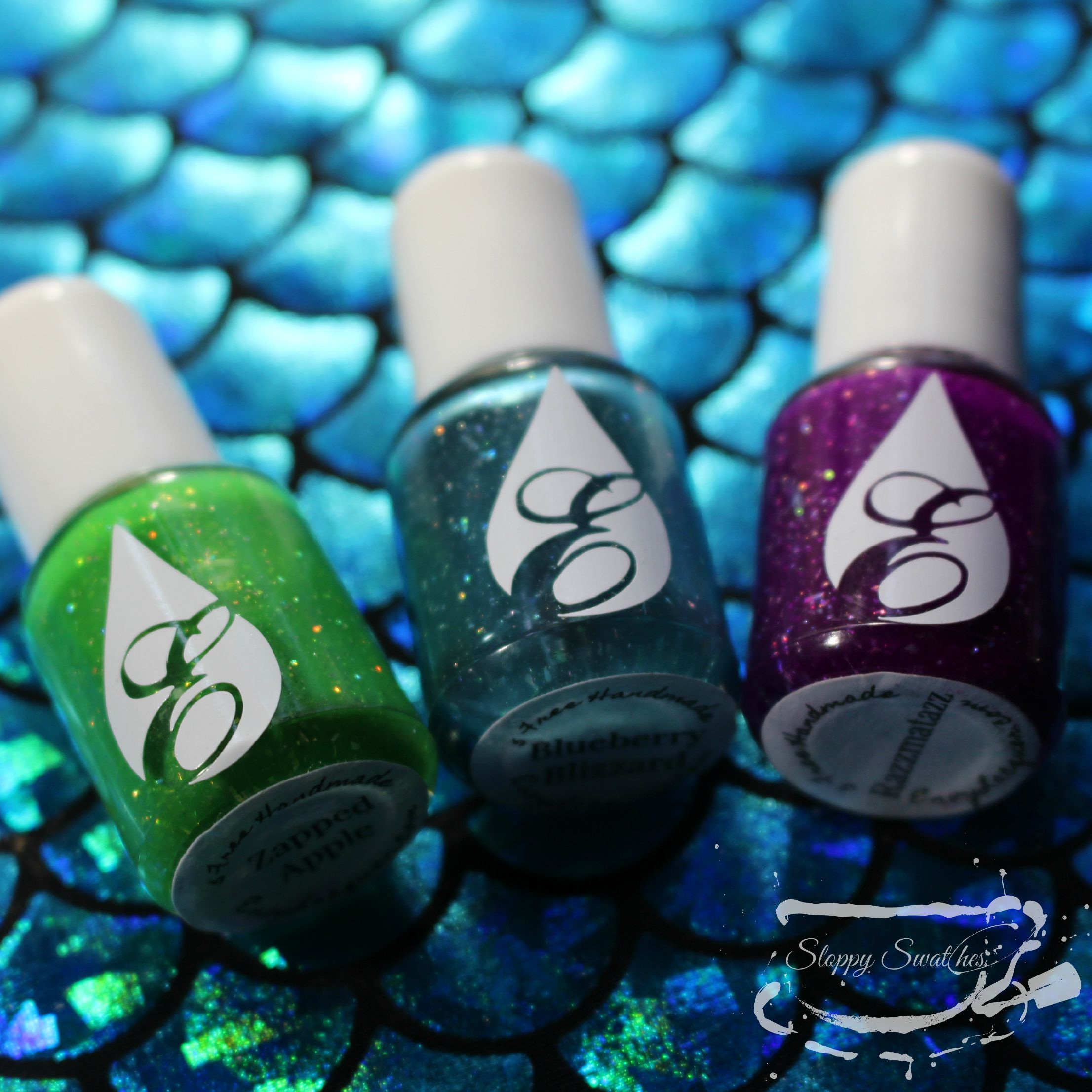 Brights Trio from the Rock Candy Collection by Envy Lacquer – Nail ...