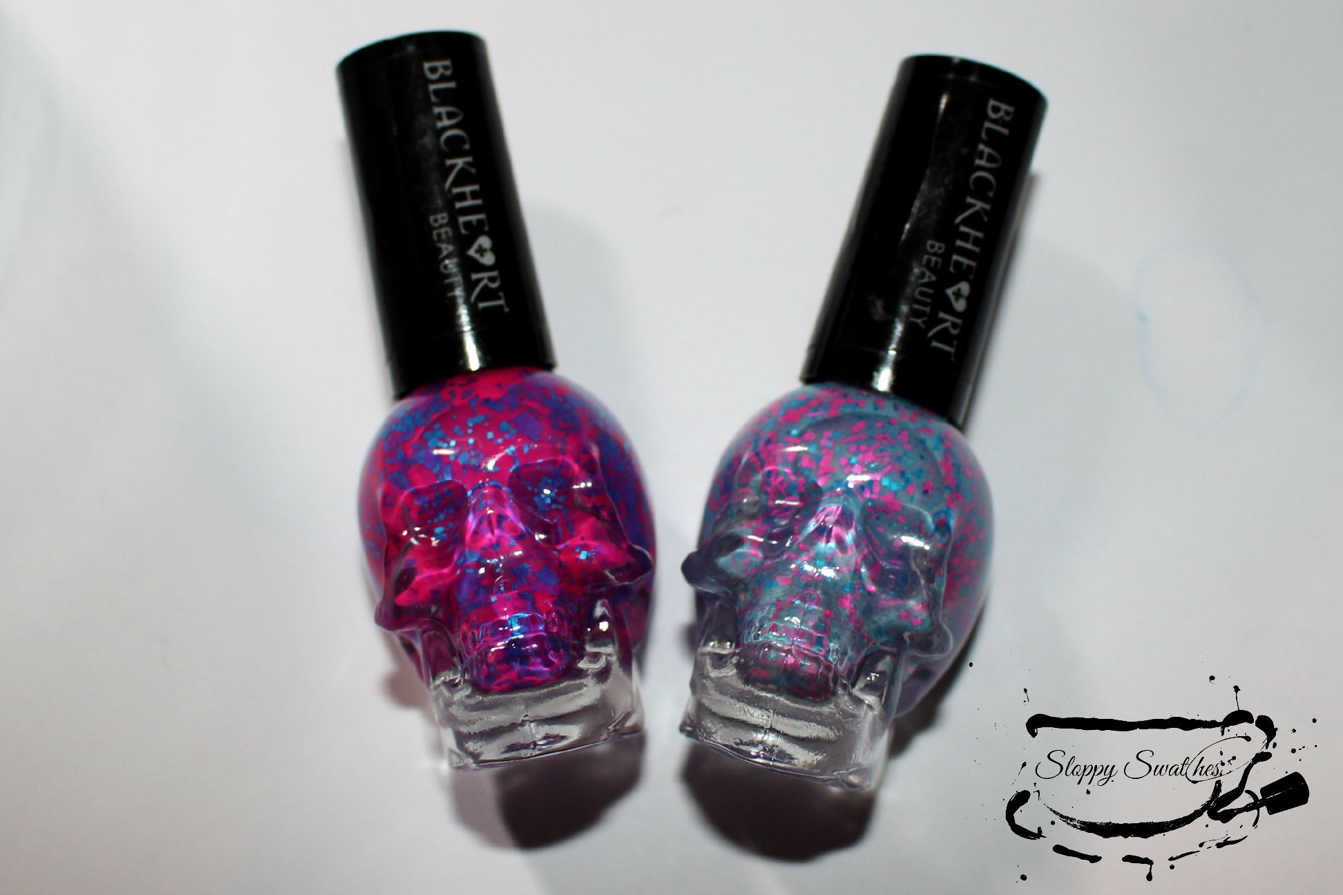 Blackheart Beauty Polish Swatches – Nail art and Swatches