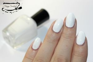 1 coat of Zoya's Purity