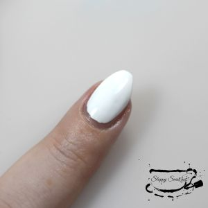2 coats of Zoya Purity
