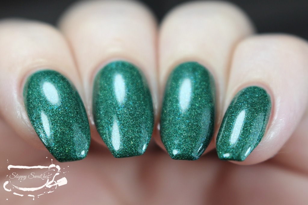 Mo' Money at 2 coats plus topcoat under artificial lighting