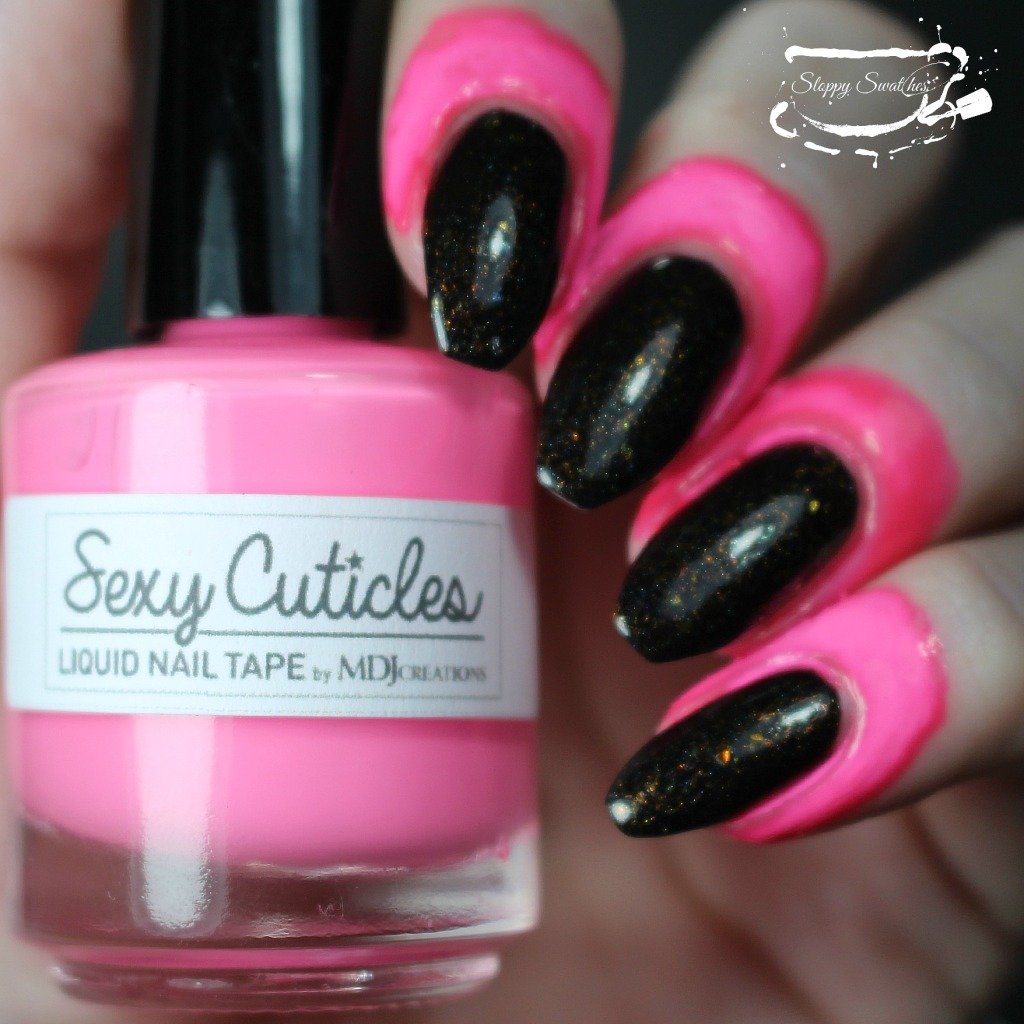 Sexy Cuticles liquid nail tape from MDJ Creations