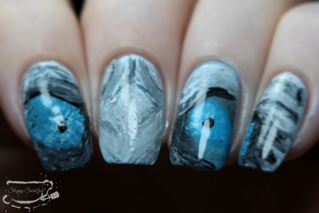 NailArt | Game Of Thrones Collab Season 6 Premier – Nail art and ...