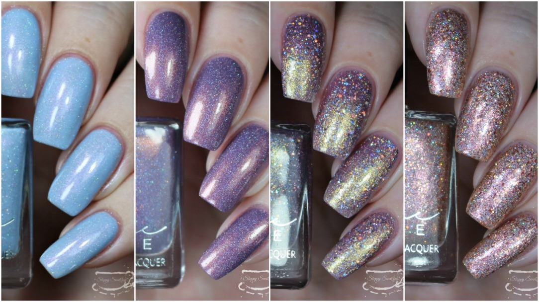 femme fatale – Nail art and Swatches