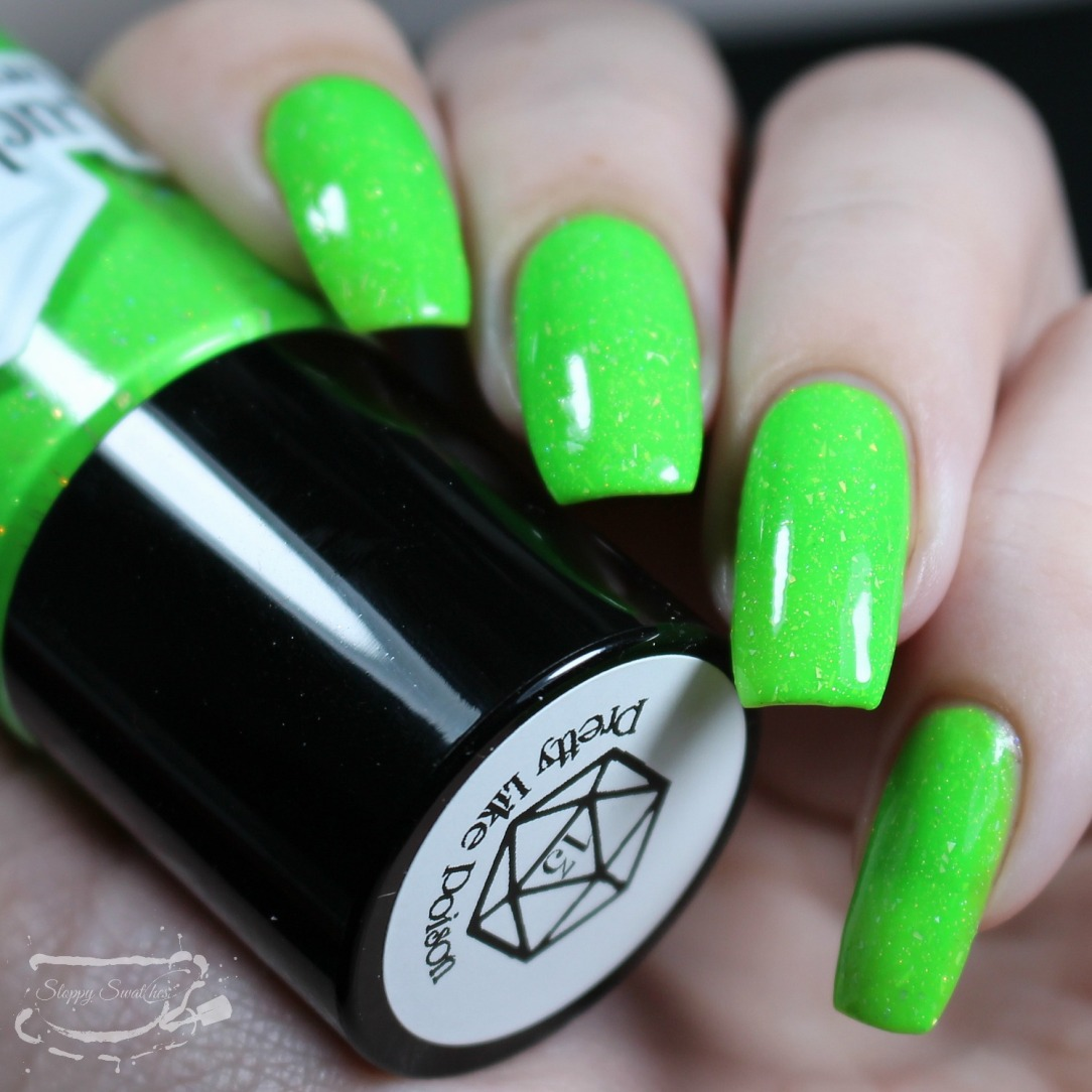 Slime French Tips Ft. Pretty Like Poison By