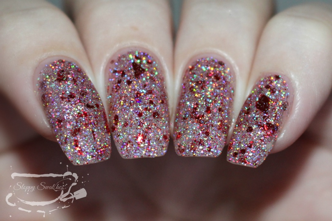 Today I have a swatch and review of the 'Twas The Night Before Christmas collection available now from Sassy Pants Polish! These will retail for $12 for ...