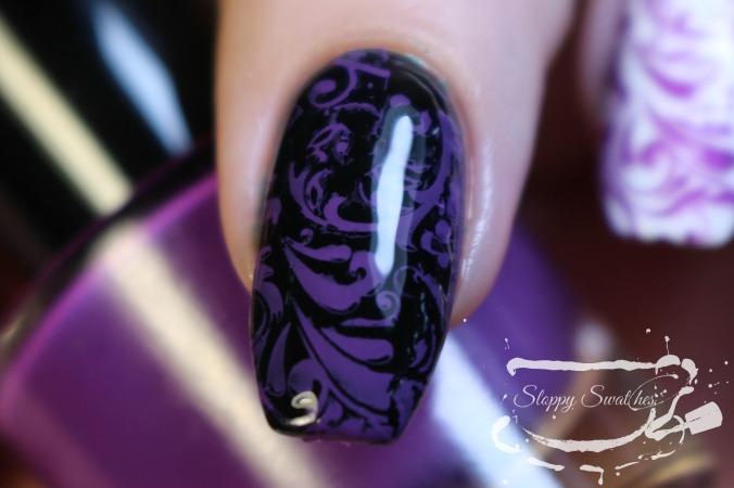 violetaonblack