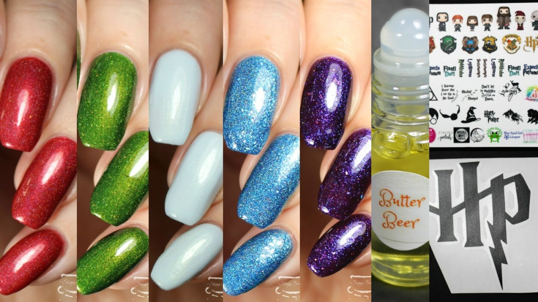 Swatches | The Cast-a-Spell Box – Nail art and Swatches