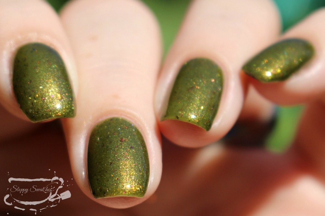 Nail Art | Pining For Fall by Night Owl Lacquer | Polish Pickup ...