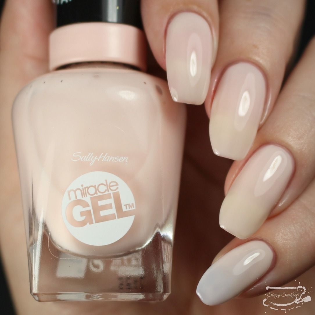 Swatches | The Adventure Land Collection by Sally Hansen Miracle Gel ...