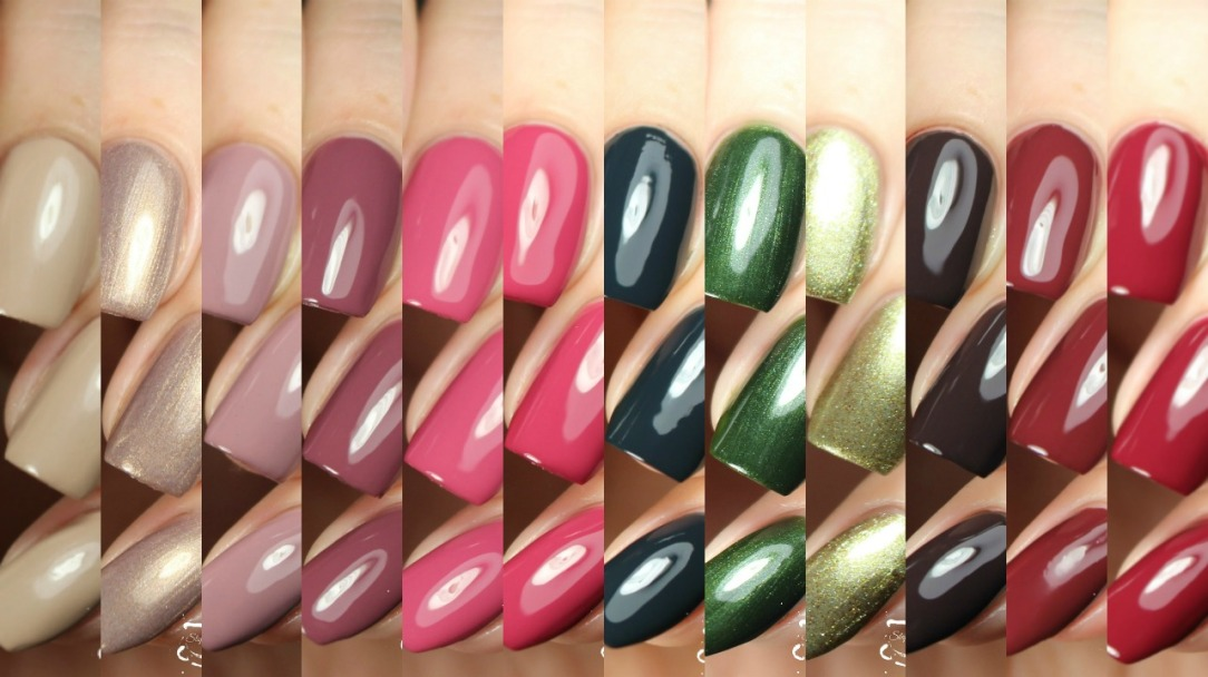 Swatches the sophisticates collection by zoya nail polish nail sophisticates by zoya nail polish reheart Choice Image