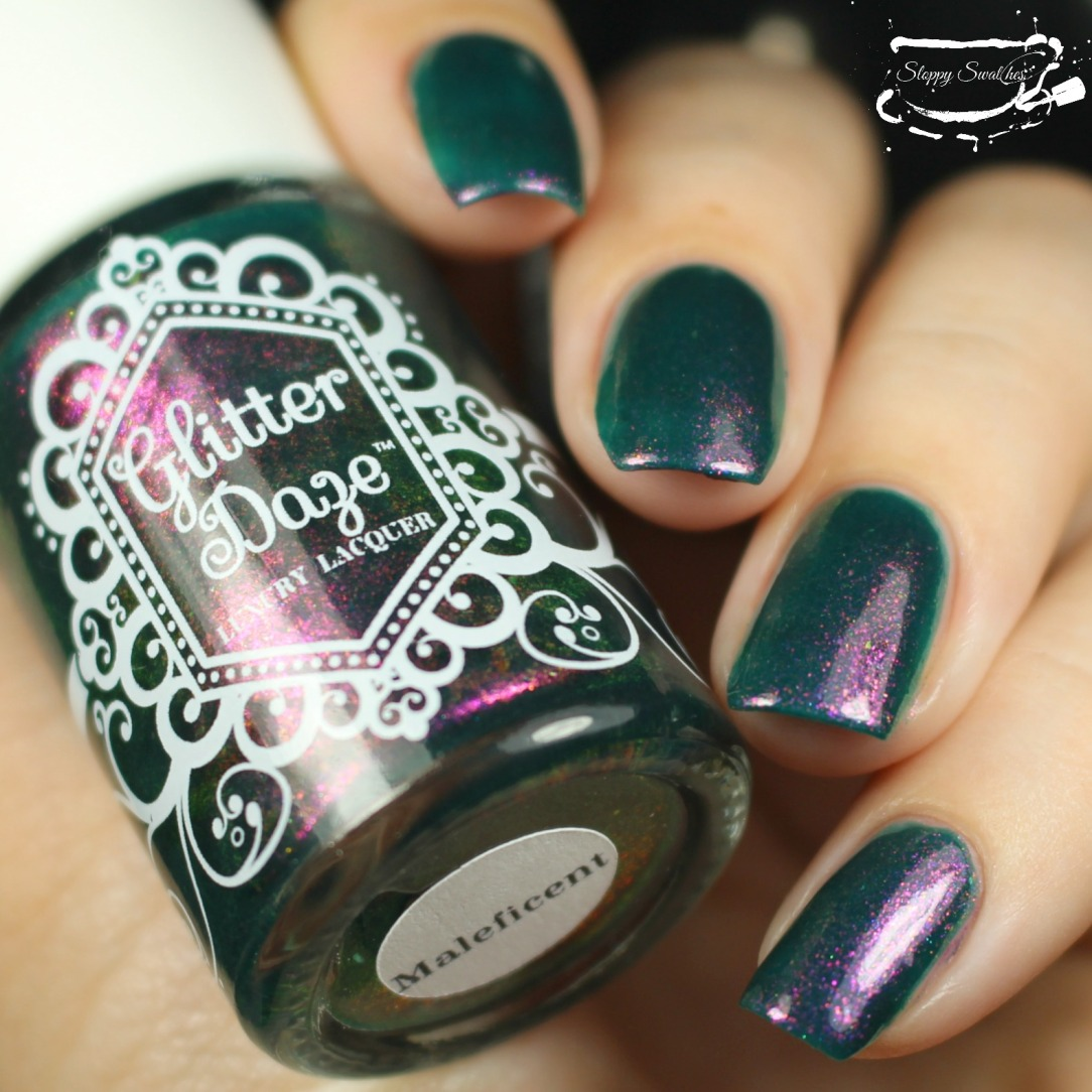 Swatches | Vixen Collection by Glitter Daze – Nail art and Swatches