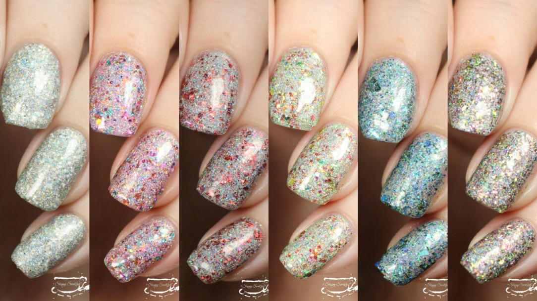 Swatches | Elf Collection by SuperChic Lacquer