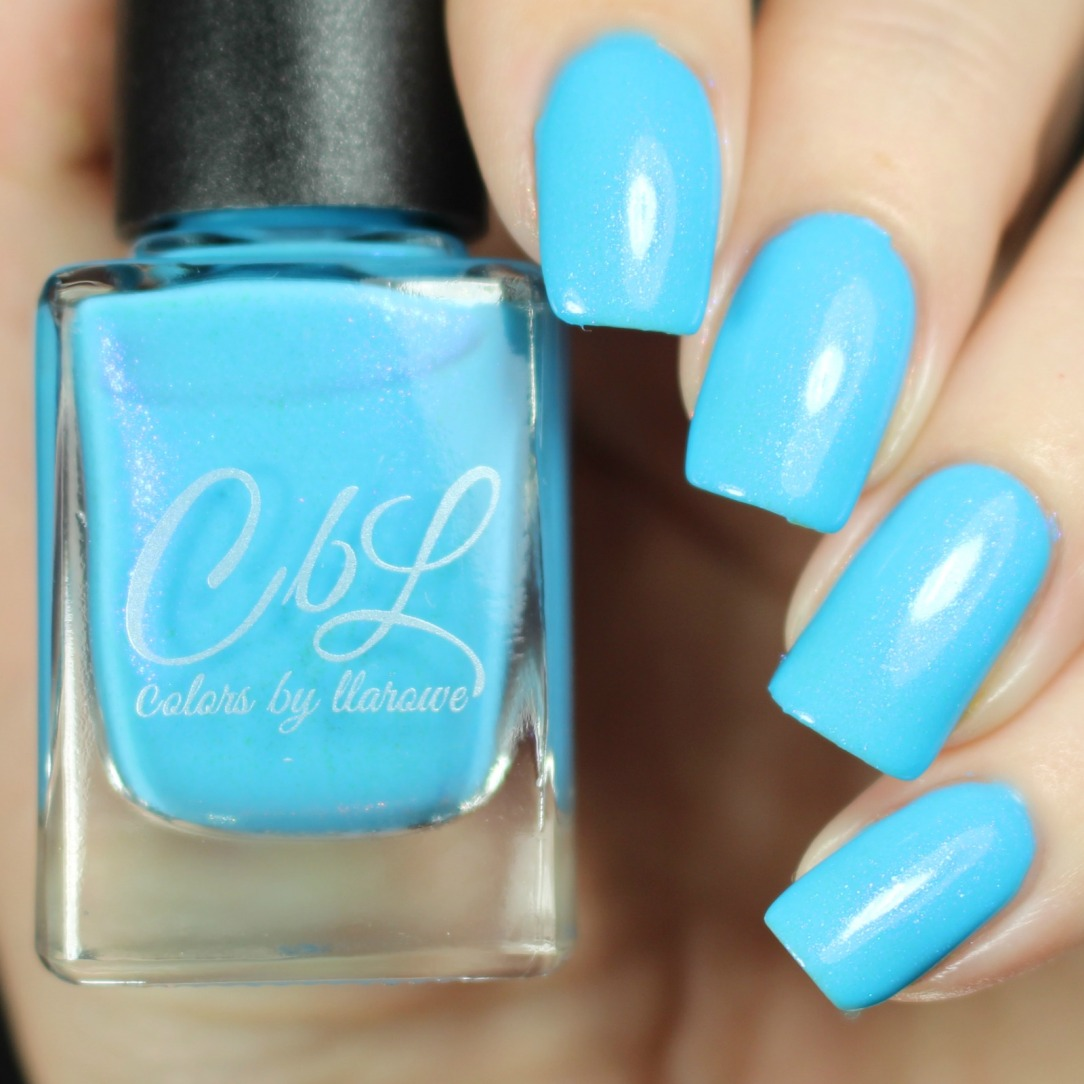 Swatches | Let\'s Head To The Beach Collection by Colors by Llarowe ...